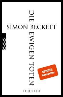 Simon Beckett: Die ewigen Toten, Buch