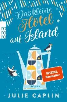 Julie Caplin: Das kleine Hotel auf Island, Buch