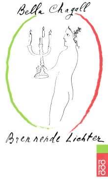Bella Chagall: Brennende Lichter, Buch