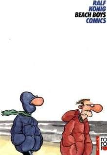 Ralf König: Beach Boys. Comics, Buch