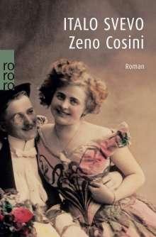 Italo Svevo: Zeno Cosini, Buch