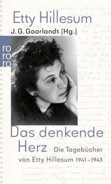 Etty Hillesum: Das denkende Herz, Buch