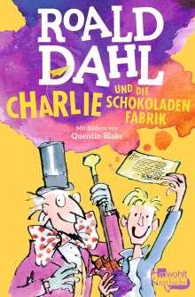 Roald Dahl: Charlie und die Schokoladenfabrik, Buch