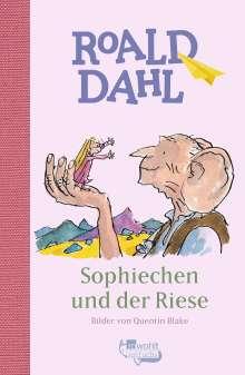 Roald Dahl: Sophiechen und der Riese, Buch