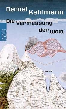 Daniel Kehlmann: Die Vermessung der Welt, Buch
