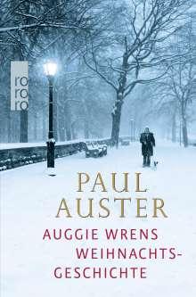 Paul Auster: Auggie Wrens Weihnachtsgeschichte, Buch
