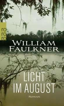 William Faulkner: Licht im August, Buch