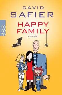 David Safier: Happy Family, Buch