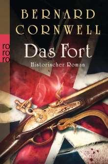 Bernard Cornwell: Das Fort, Buch