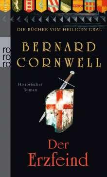 Bernard Cornwell: Die Bücher vom Heiligen Gral. Der Erzfeind, Buch