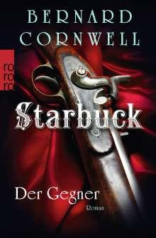 Bernard Cornwell: Starbuck: Der Gegner, Buch