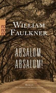 William Faulkner: Absalom, Absalom!, Buch