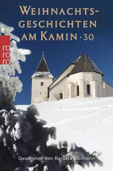 Weihnachtsgeschichten am Kamin 30, Buch