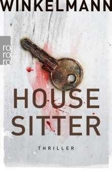 Andreas Winkelmann: Housesitter, Buch