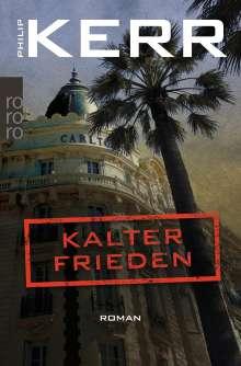 Philip Kerr: Kalter Frieden, Buch
