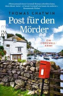 Thomas Chatwin: Post für den Mörder, Buch