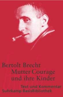 Bertolt Brecht: Mutter Courage und ihre Kinder, Buch
