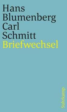 Hans Blumenberg: Briefwechsel 1971-1978, Buch