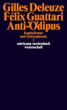 Gilles Deleuze: Anti-Ödipus, Buch