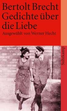 Bertolt Brecht: Gedichte über die Liebe, Buch