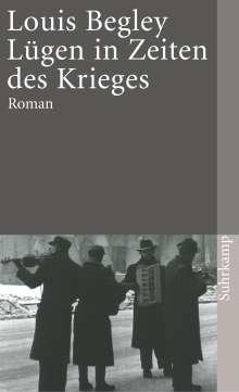 Louis Begley: Lügen in Zeiten des Krieges, Buch
