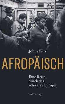 Johny Pitts: Afropäisch, Buch