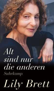 Lily Brett: Alt sind nur die anderen, Buch