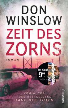 Don Winslow: Zeit des Zorns - Savages, Buch