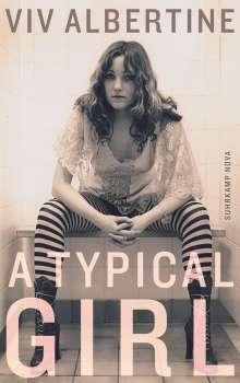 Viv Albertine: A Typical Girl, Buch