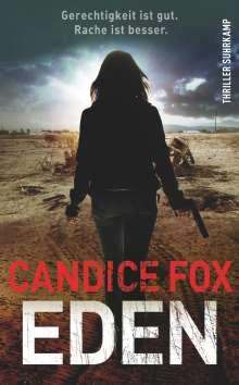 Candice Fox: Eden, Buch
