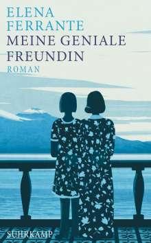 Elena Ferrante: Meine geniale Freundin, Buch