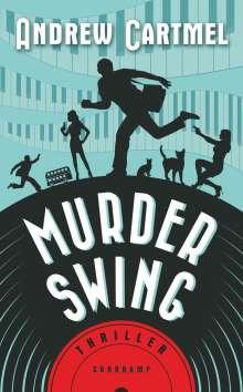 Andrew Cartmel: Murder Swing, Buch