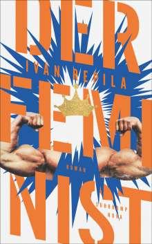 Iván Repila: Der Feminist, Buch