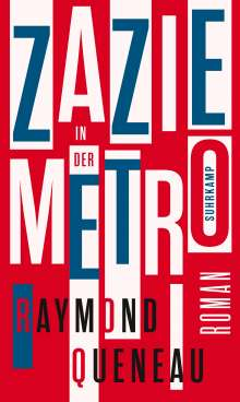 Raymond Queneau: Zazie in der Metro, Buch