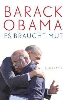 Barack Obama: Es braucht Mut, Buch