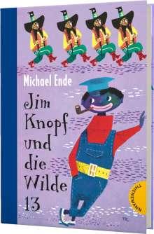 Michael Ende: Jim Knopf: Jim Knopf und die Wilde 13, Buch