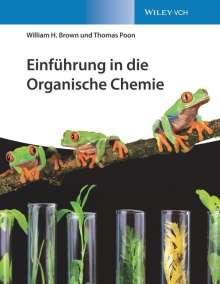 William H. Brown: Einführung in die Organische Chemie, Buch