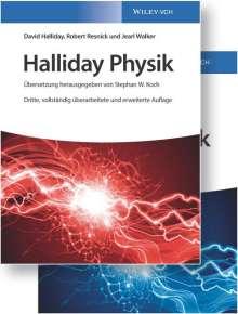 David Halliday: Halliday Physik Deluxe, Buch