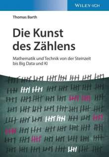 Thomas Barth: Die Kunst des Zählens, Buch