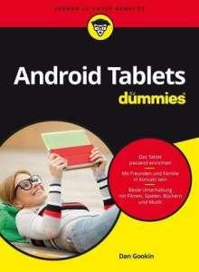 Dan Gookin: Android Tablets für Dummies, Buch