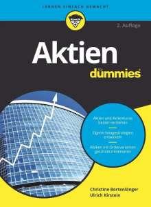 Christine Bortenlänger: Aktien für Dummies, Buch