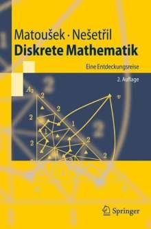 Jiri Matousek: Diskrete Mathematik, Buch