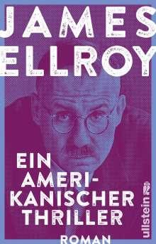 James Ellroy: Ein amerikanischer Thriller, Buch