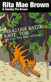Rita Mae Brown: Die kluge Katze baut vor, Buch