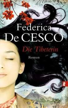 Federica de Cesco: Die Tibeterin, Buch