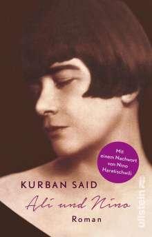 Kurban Said: Ali und Nino, Buch