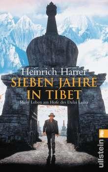 Heinrich Harrer: Sieben Jahre in Tibet, Buch