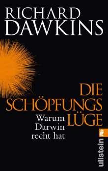 Richard Dawkins: Die Schöpfungslüge, Buch