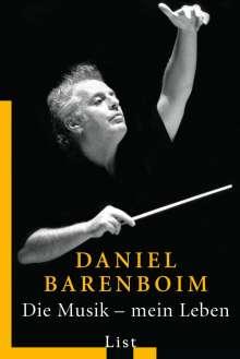 Daniel Barenboim: Die Musik, mein Leben, Buch