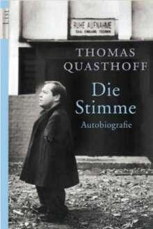 Thomas Quasthoff: Die Stimme, Buch